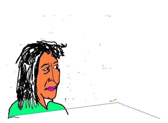 latte woman